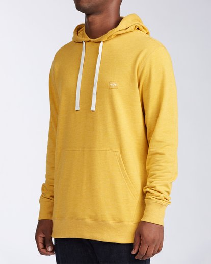 1 All Day Pullover Hoodie Beige M6403BAP Billabong