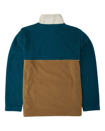 5 Boundary Mock Lite Fleece Multicolor M6403BAT Billabong