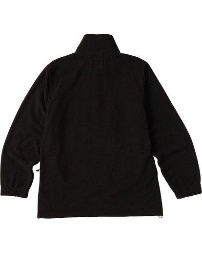 1 Canyon Half Zip Fleece Black M6403BCA Billabong