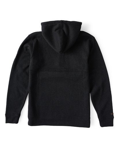 5 Boundary Pullover Hoodie Black M640QBBO Billabong