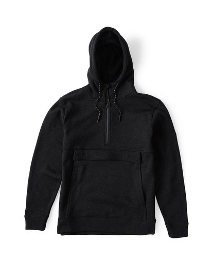 4 Boundary Pullover Hoodie Black M640QBBO Billabong