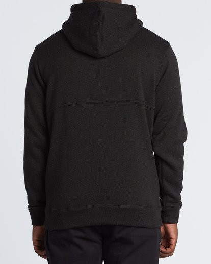 2 Boundary Pullover Hoodie Black M640QBBO Billabong