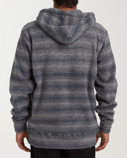 2 Boundary Pullover Hoodie Blue M640QBBO Billabong