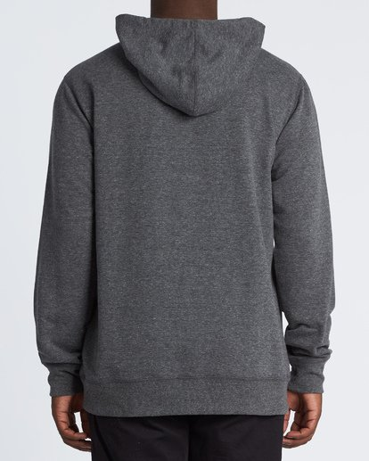 2 All Day Pullover Hoodie Black M640VBAP Billabong