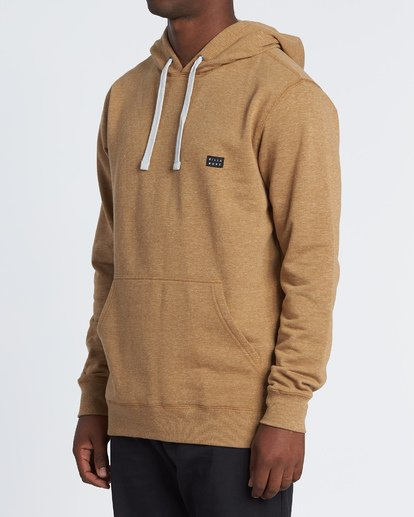 1 All Day Pullover Hoodie Brown M640VBAP Billabong