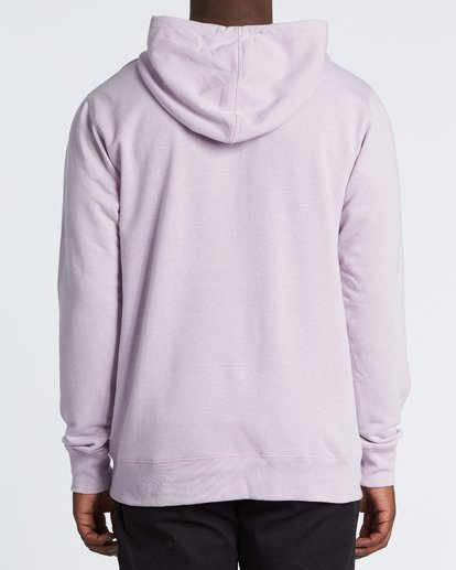 2 All Day Pullover Hoodie Purple M640VBAP Billabong