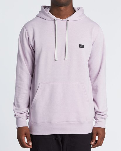 0 All Day Pullover Hoodie Purple M640VBAP Billabong