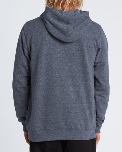 2 All Day Pullover Hoodie Blue M640VBAP Billabong