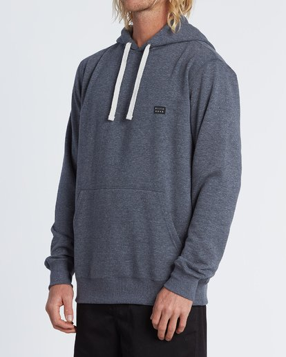 1 All Day Pullover Hoodie Blue M640VBAP Billabong