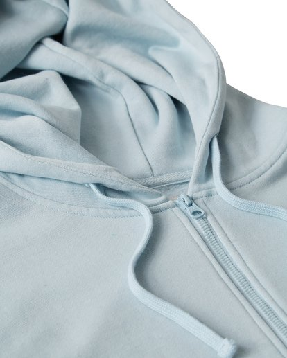 4 Wave Washed Half Zip Sweatshirt Blue M640VBWH Billabong