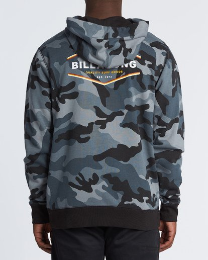 2 Pacific Camo Pullover Black M640WBCE Billabong