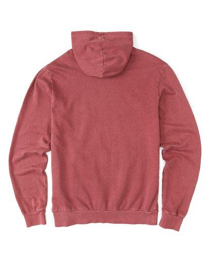 4 Essentials Pullover Red M641WBEP Billabong