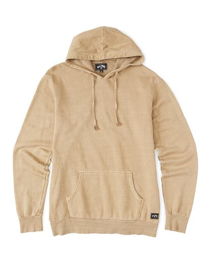 3 Essentials Pullover Brown M641WBEP Billabong