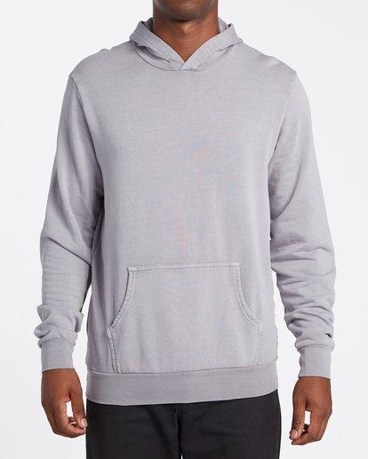 0 Essentials Pullover Grey M641WBEP Billabong