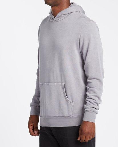 1 Essentials Pullover Grey M641WBEP Billabong