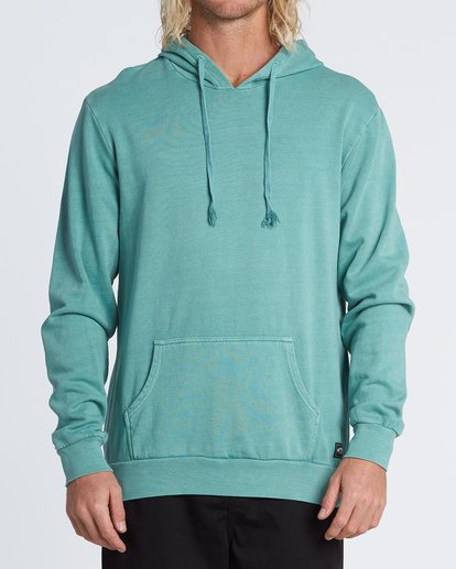 0 Essentials Pullover Green M641WBEP Billabong