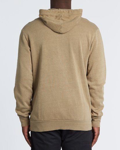 2 Essentials Pullover Brown M641WBEP Billabong