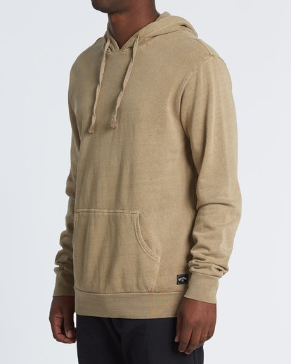 1 Essentials Pullover Brown M641WBEP Billabong
