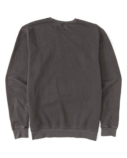 4 Essentials Crew Sweatshirt Black M642WBEC Billabong