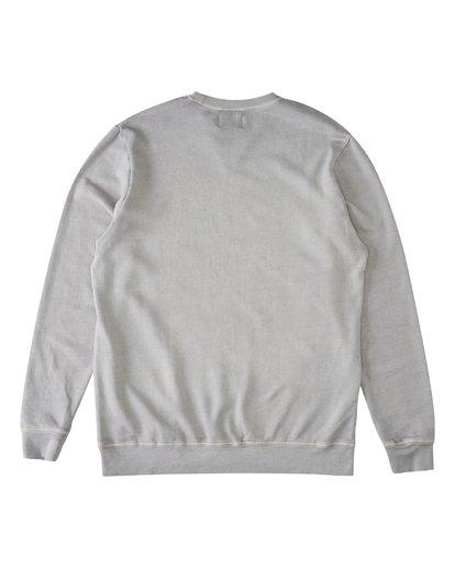 4 Essentials Crew Sweatshirt Grey M642WBEC Billabong