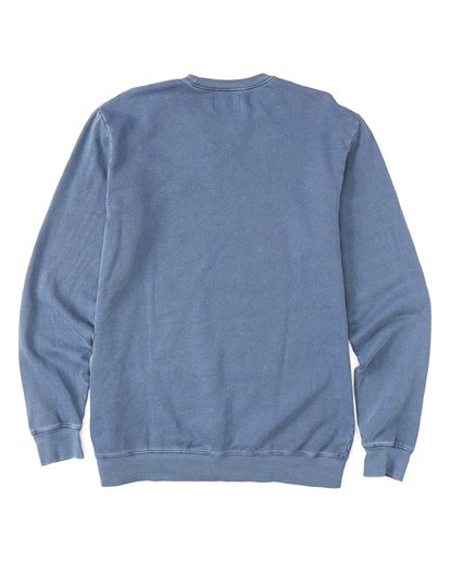 4 Essentials Crew Sweatshirt Blue M642WBEC Billabong