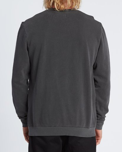 2 Essentials Crew Sweatshirt Black M642WBEC Billabong
