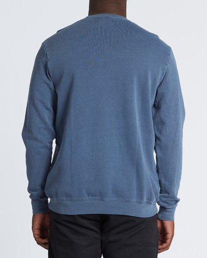 2 Essentials Crew Sweatshirt Blue M642WBEC Billabong