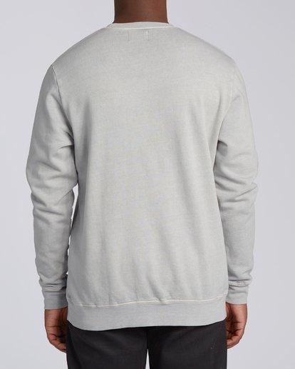 2 Essentials Crew Sweatshirt Grey M642WBEC Billabong
