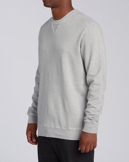 1 Essentials Crew Sweatshirt Grey M642WBEC Billabong