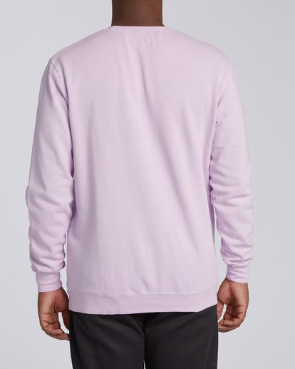 2 Essentials Crew Sweatshirt Purple M642WBEC Billabong
