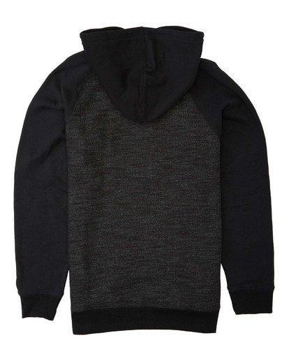 5 Balance Pullover Hoodie Black M6453BBP Billabong