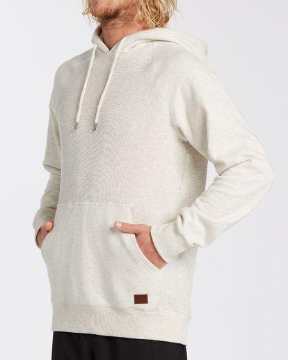 3 Balance Pullover Hoody Beige M6453BBP Billabong