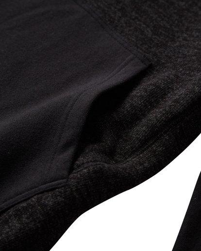 6 Balance Pullover Hoodie Black M645VBBP Billabong