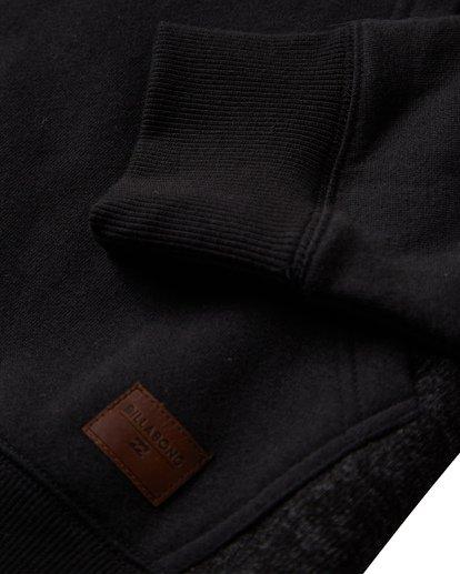 7 Balance Pullover Hoodie Black M645VBBP Billabong