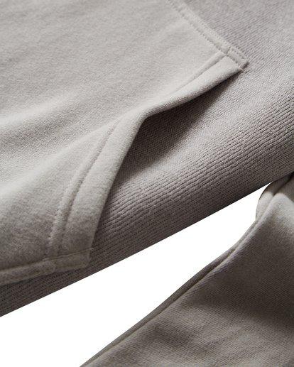 7 Balance Pullover Hoodie Grey M645VBBP Billabong