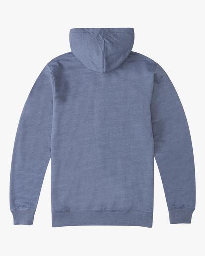 5 All Day Zip Hoodie Blue M6603BAZ Billabong