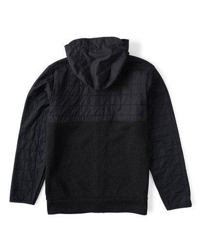 5 Boundary Zip Jacket Black M660VBBZ Billabong