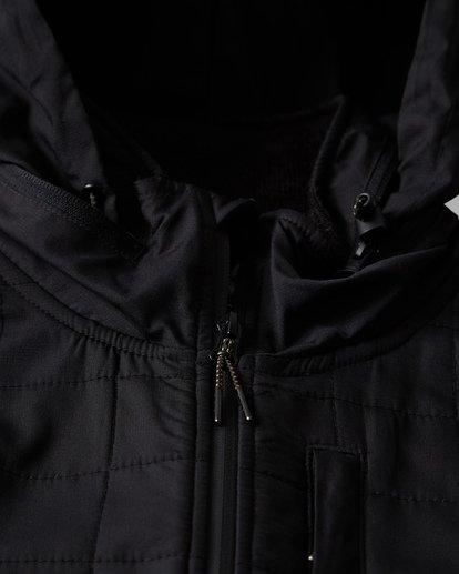 7 Boundary Zip Jacket Black M660VBBZ Billabong
