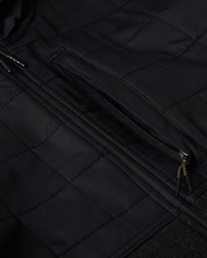 8 Boundary Zip Jacket Black M660VBBZ Billabong