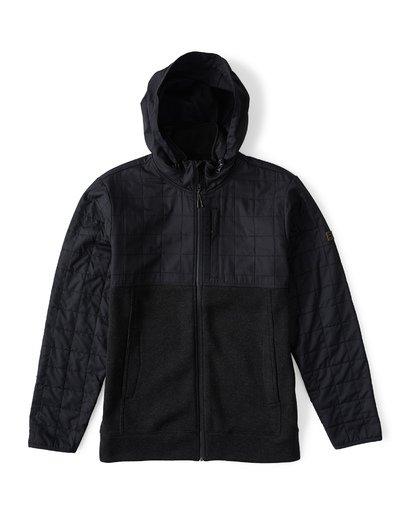4 Boundary Zip Jacket Black M660VBBZ Billabong