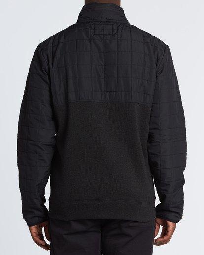 2 Boundary Zip Jacket Black M660VBBZ Billabong