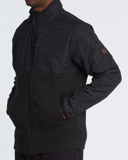 1 Boundary Zip Jacket Black M660VBBZ Billabong