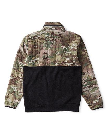 2 Boundary Zip Multicam Jacket Camo M660VBMC Billabong
