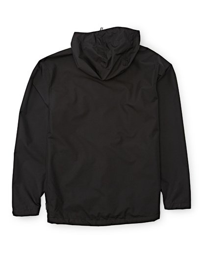 6 Transport Windbreaker Black M701VBRA Billabong