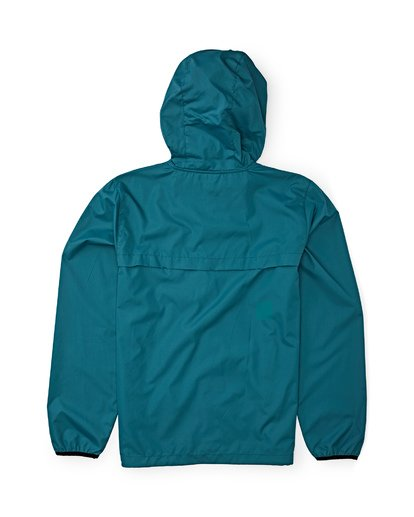 7 Transport Windbreaker Green M701VBRA Billabong
