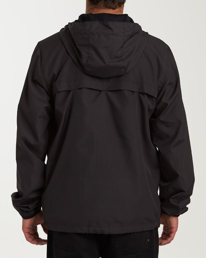 2 Transport Windbreaker Black M701VBRA Billabong