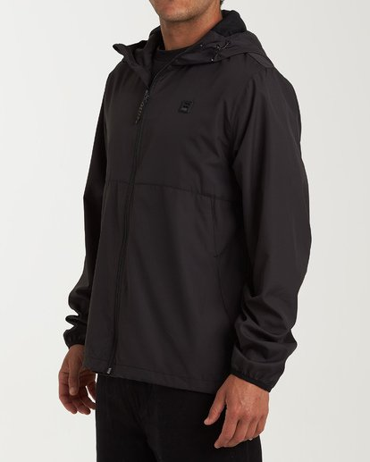1 Transport Windbreaker Black M701VBRA Billabong