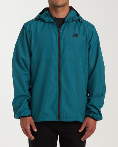 0 Transport Windbreaker Green M701VBRA Billabong
