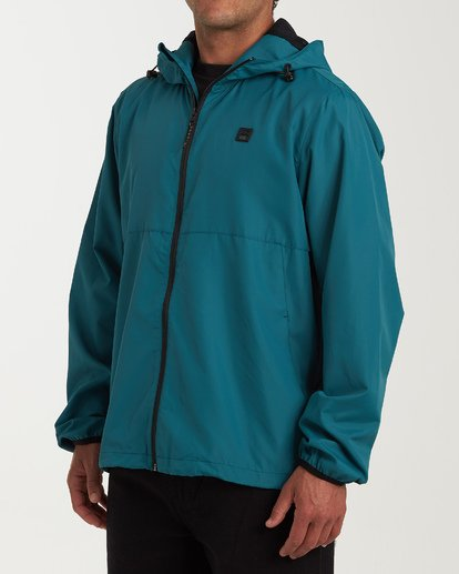 1 Transport Windbreaker Green M701VBRA Billabong