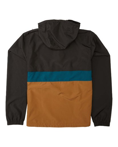 5 Wind Swell Anorak Jacket Multicolor M7103BWI Billabong